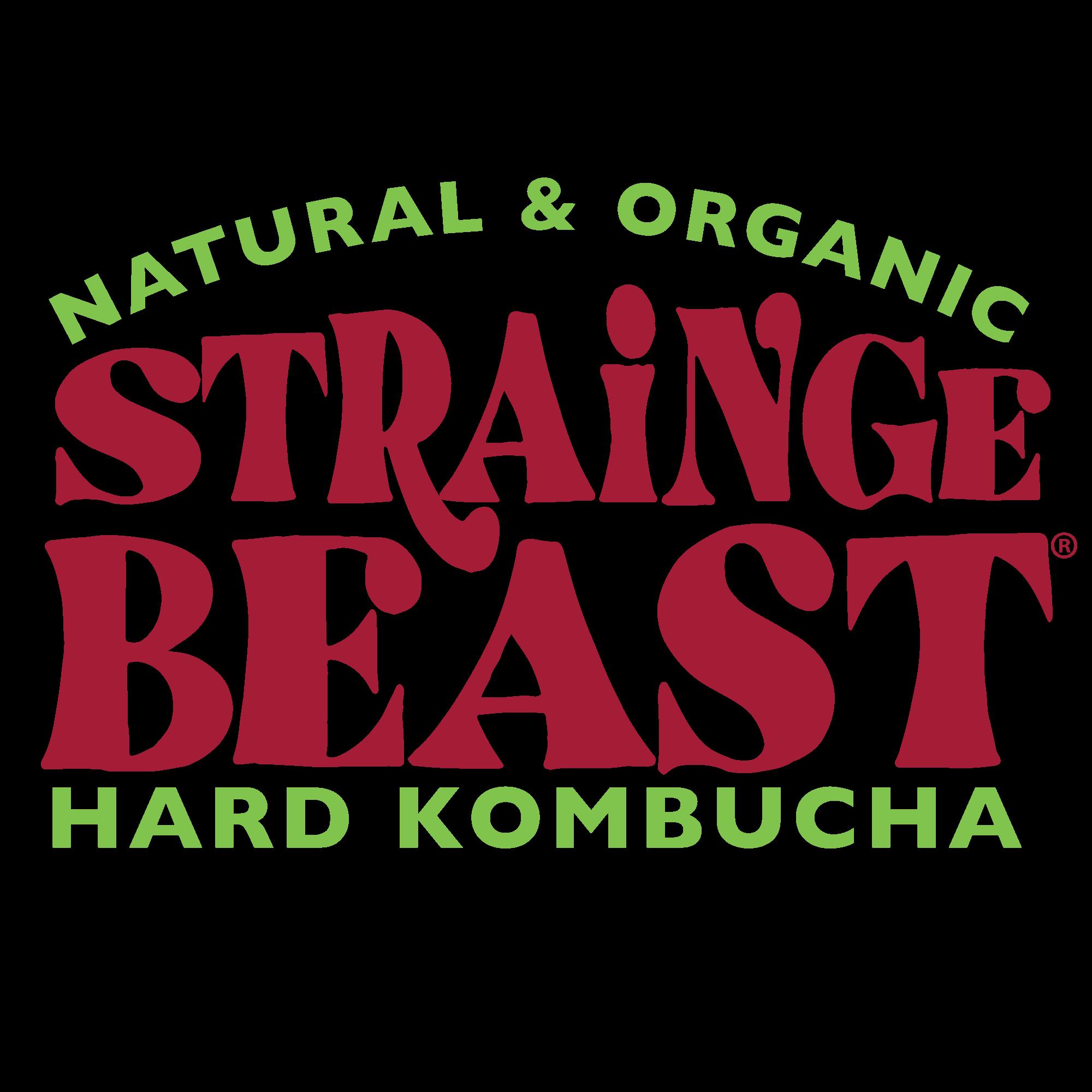 Strainge Beast Kombucha