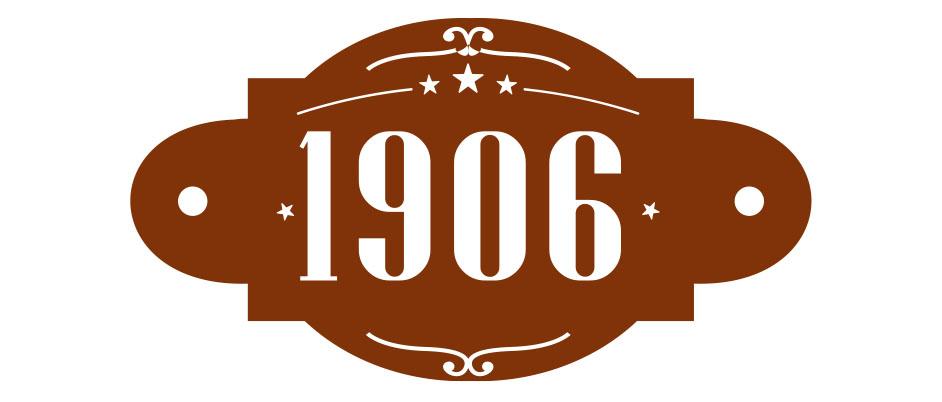 1906 brand