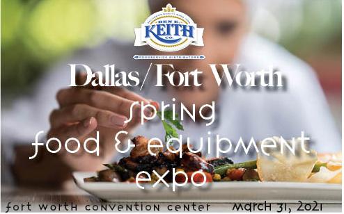 2021 DFW Spring Food & Equipment Expo
