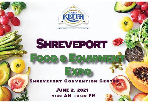 2021 Shreveport Food & Equipment Expo