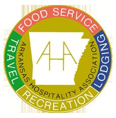 ARKANSAS HOSPITALITY ASSOCIATION logo