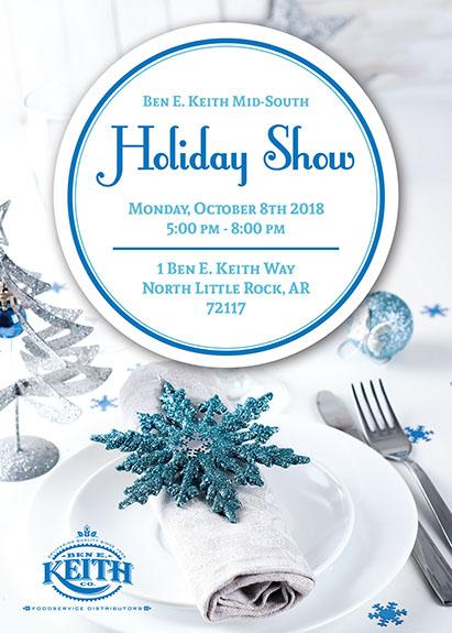 Ben E. Keith Mid-South Holiday show