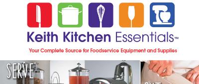 Keith Kitchen Essentials Q4 2016 Catalog