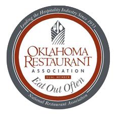 Oklahoma Restaurant Association logo