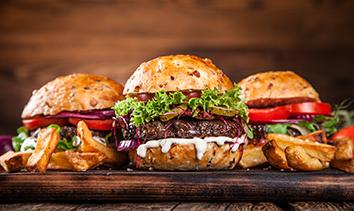 WINN Meat Gourmet Burgers
